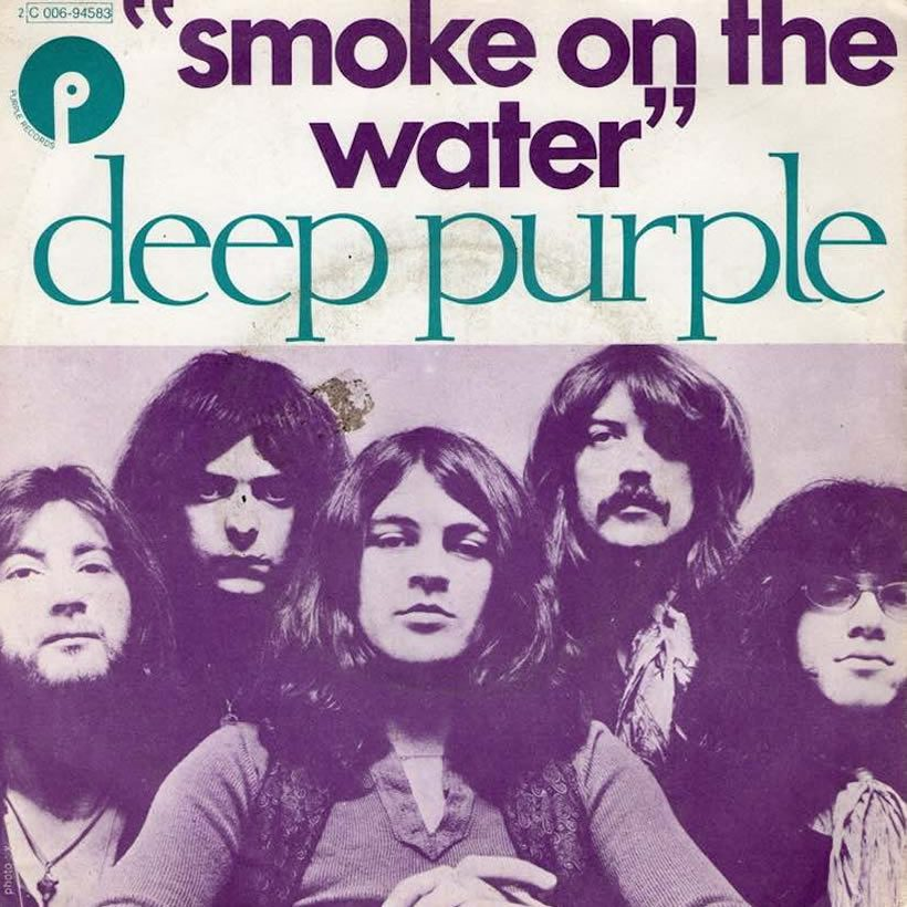 Deep Purple Smoke On The Water