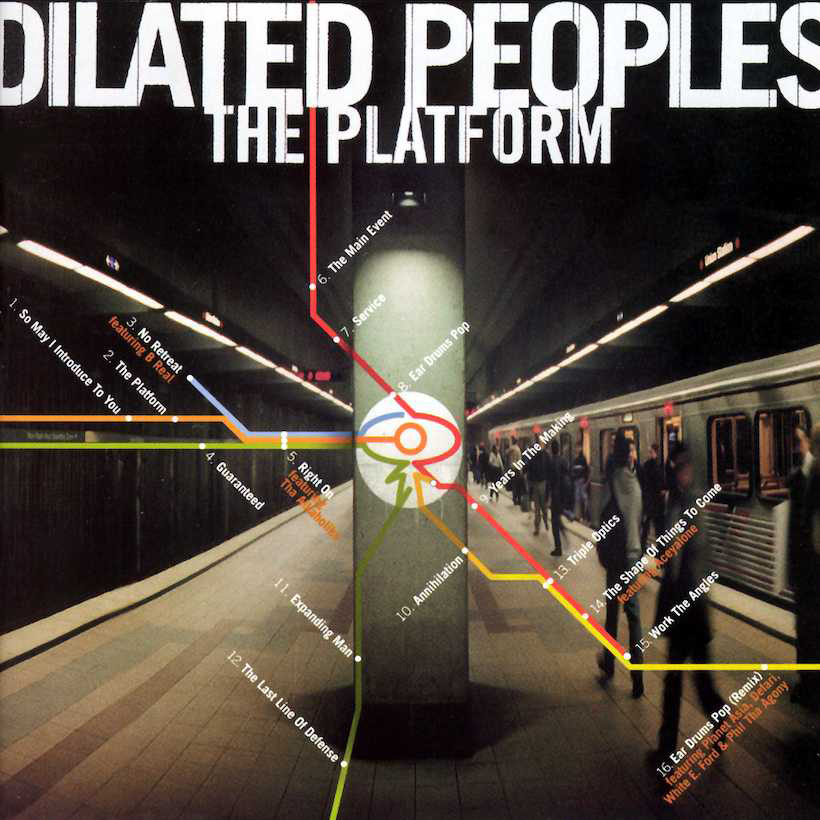 Dilated Peoples The Platform