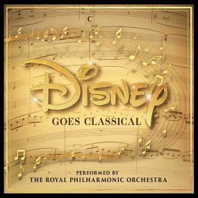 Disney Goes Classical album cover
