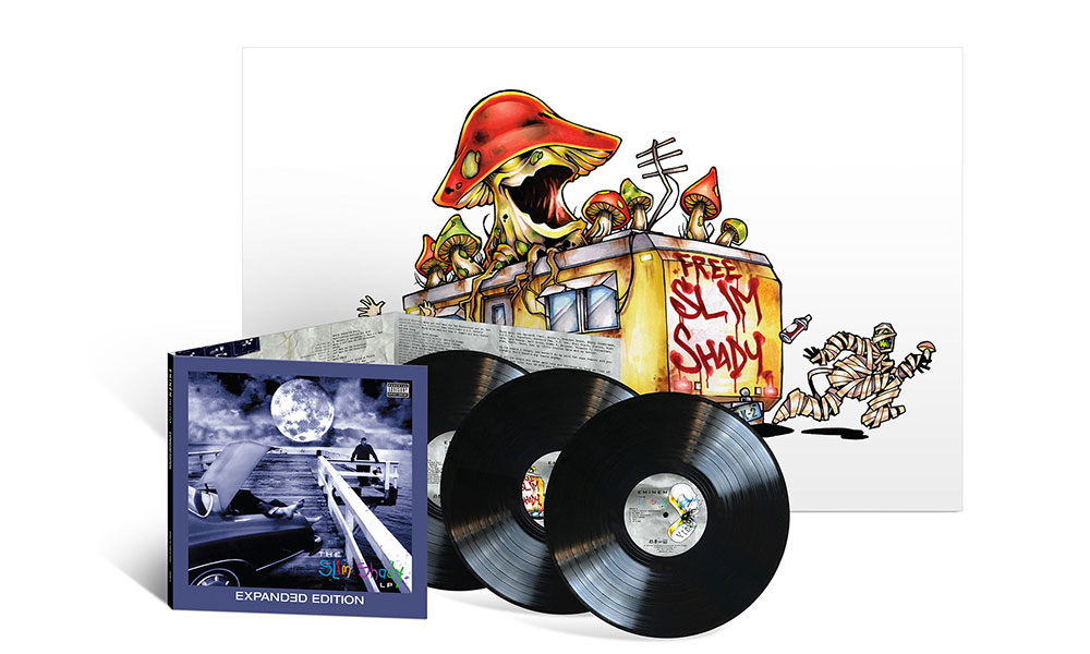 Eminem - The Slim Shady LP Expanded Vinyl