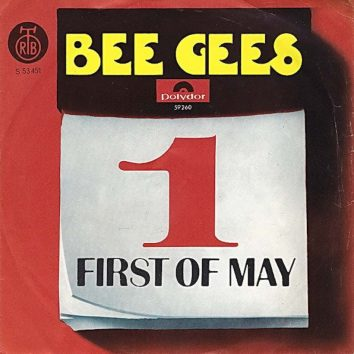 First Of May Bee Gees