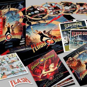 Queen Flash Gordon DVD Box Set