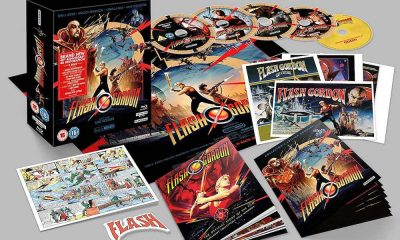 Queen Flash Gordon DVD Box Set