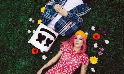 Halsey and Marshmello Be Kind - Photo Credit: Peter Donaghy
