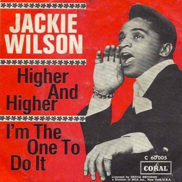 Higher And Higher Jackie Wilson