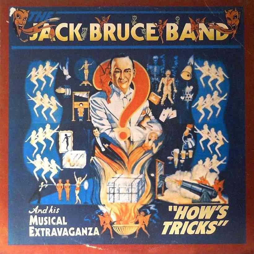 Hows Tricks Jack Bruce