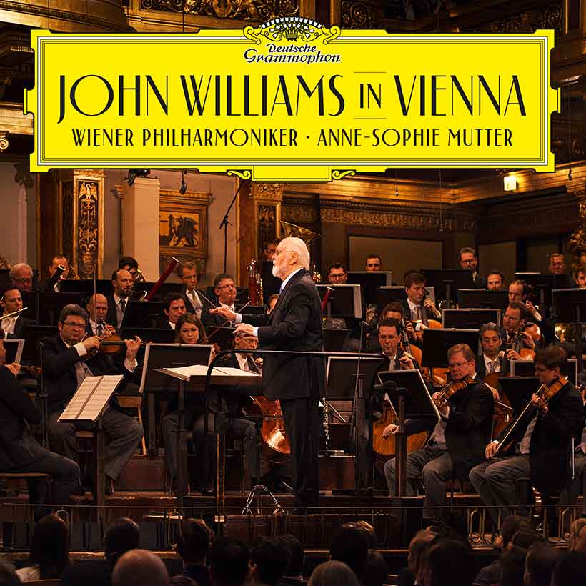 John Williams In Vienna cover