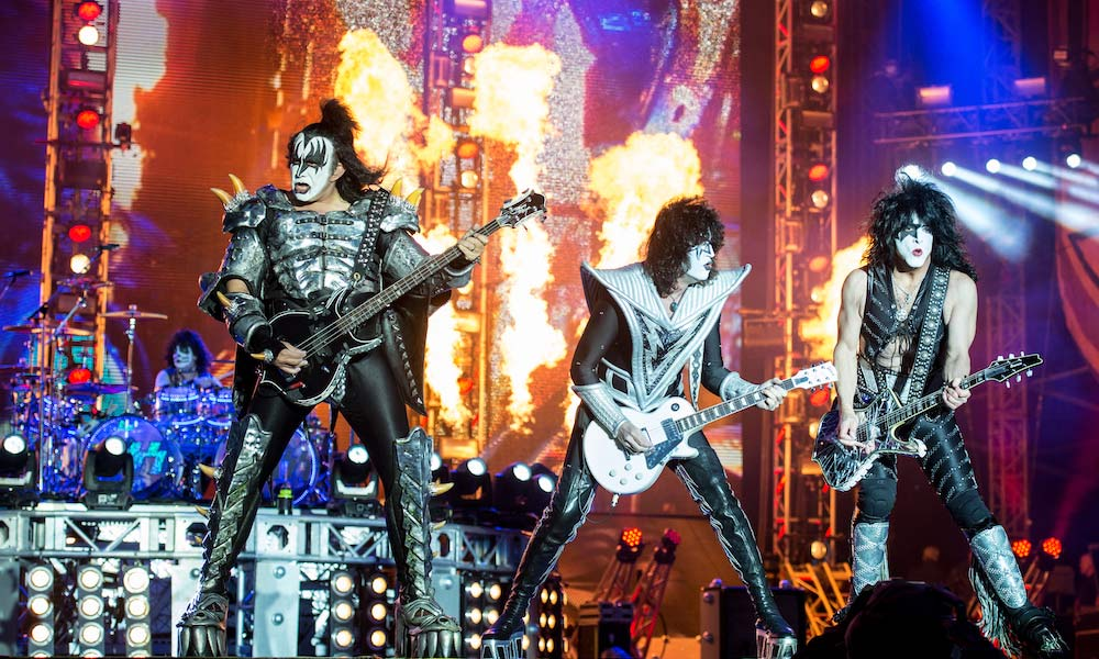 KISS And Iron Maiden To Headline Virtual Download Festival