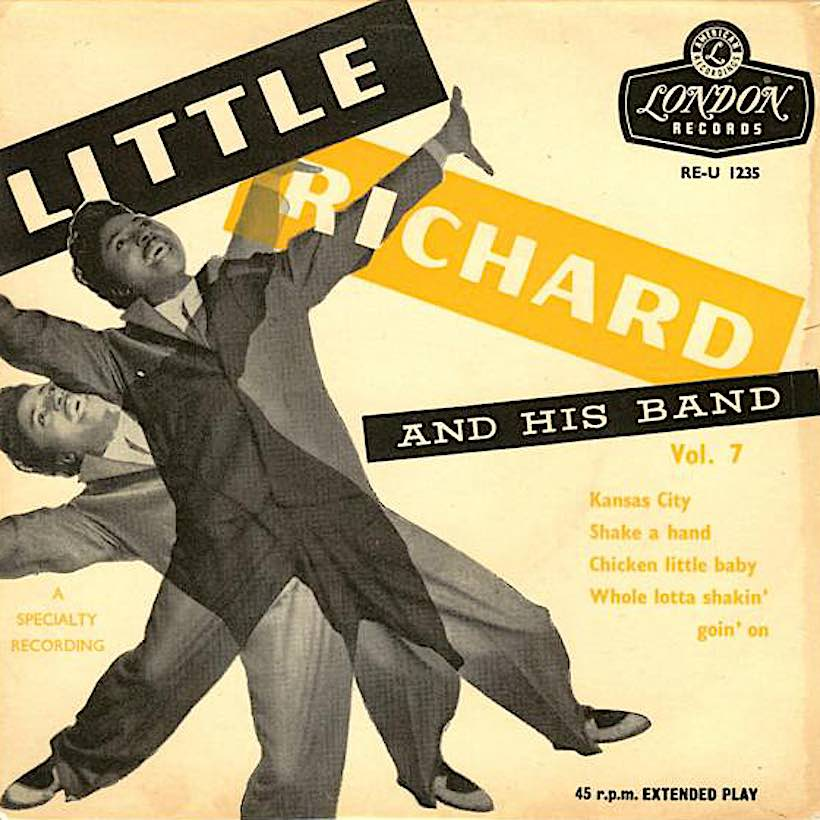Little Richard Kansas City