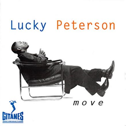 Lucky Peterson Move album