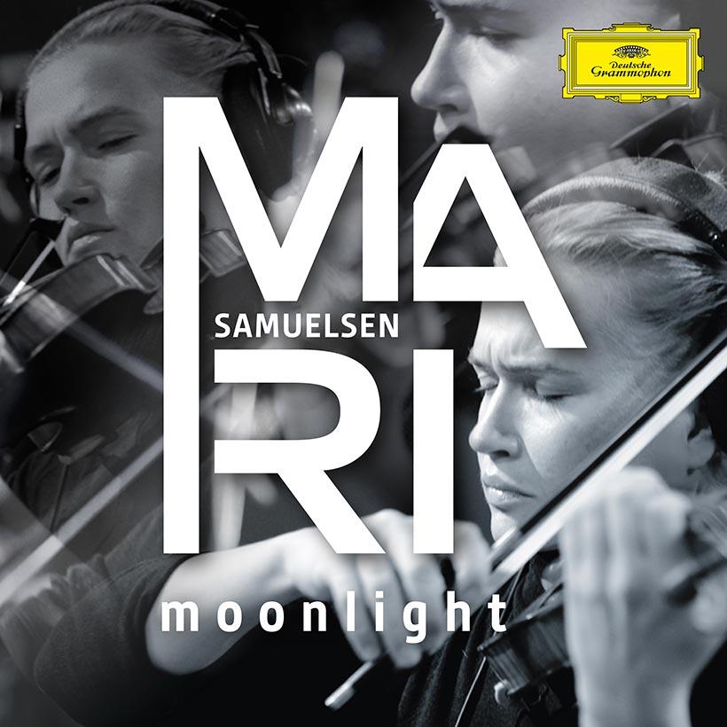 Mari Samuelsen Moonlight single cover