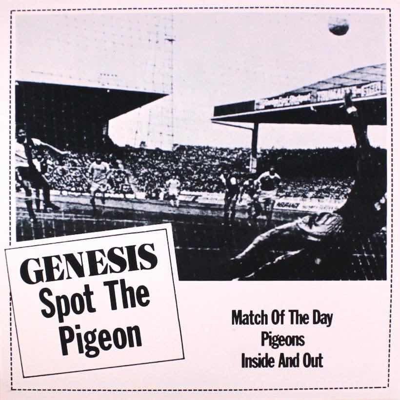 Spot The Pigeon EP Genesis