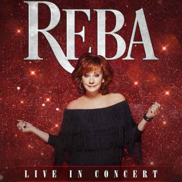 Reba McEntire tour poster UMG Nashville