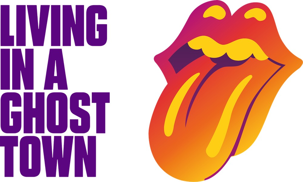 Rolling Stones Living In A Ghost Town
