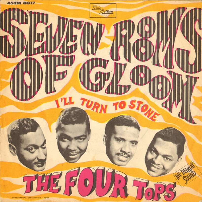 Seven Rooms Of Gloom Four Tops