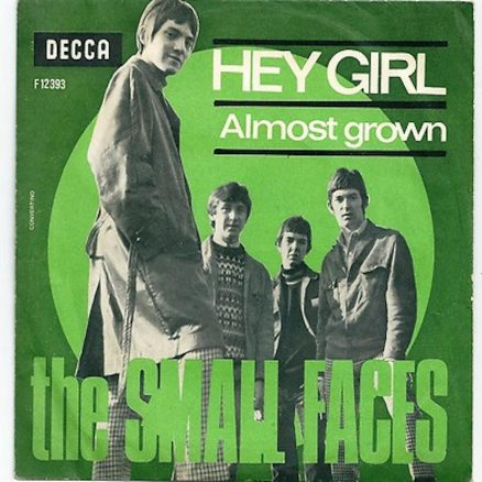 Small Faces Hey Girl