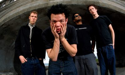 Sum 41 photo by Martin Philbey and Redferns