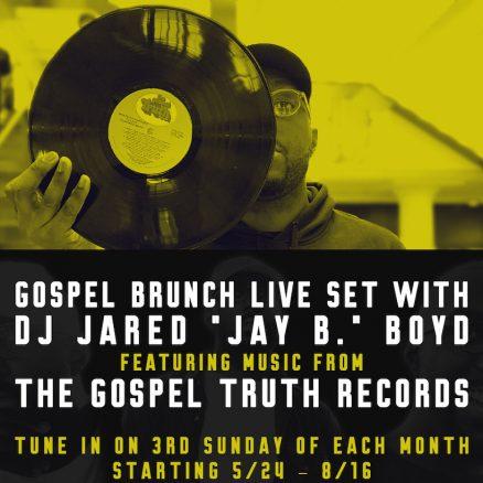 Stax The Gospel Truth Livestream Series