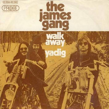 James Gang Walk Away