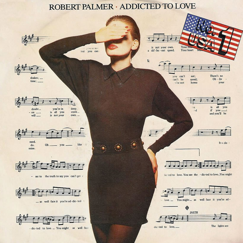 Addicted To Love Robert Palmer