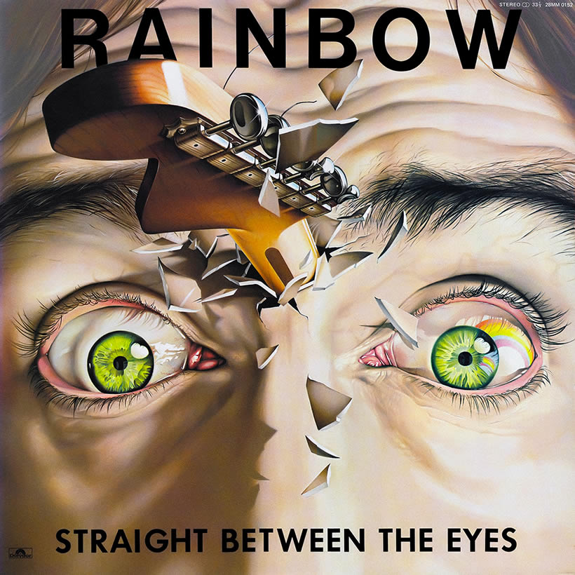 Straight Between The Eyes Rainbow