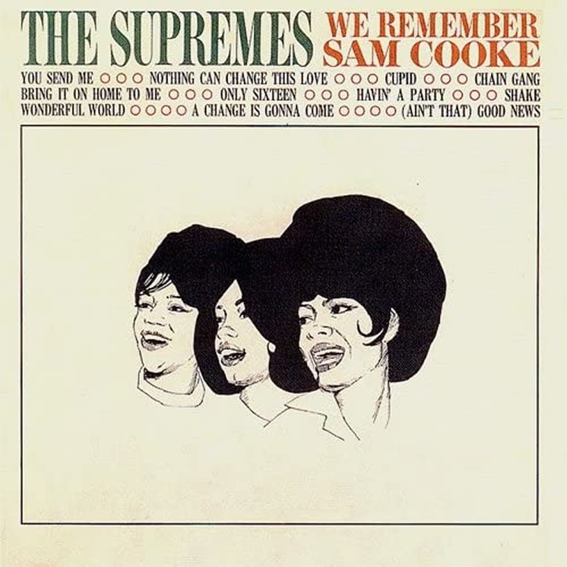 We Remember Sam Cooke Supremes