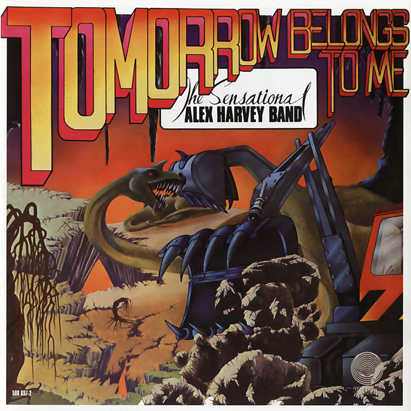 Tomorrow Belongs To Me Alex Harvey