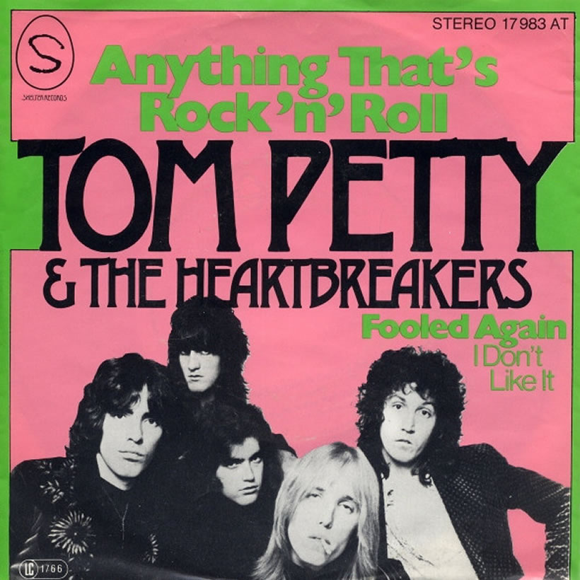 Anything Thats Rock n Roll Tom Petty