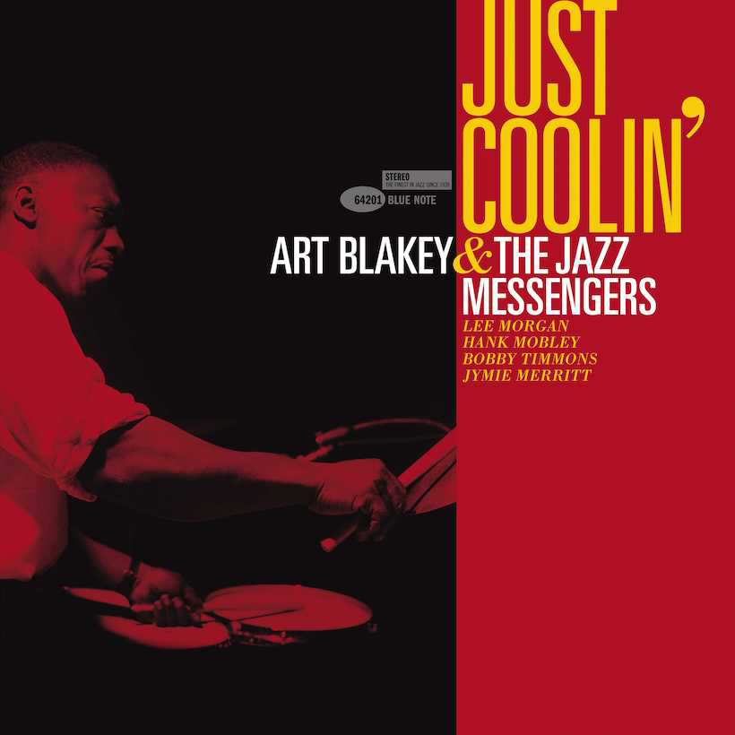Art Blakey Just Coolin' cover art