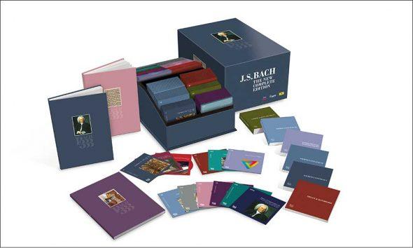 Bach 333 classical box set image