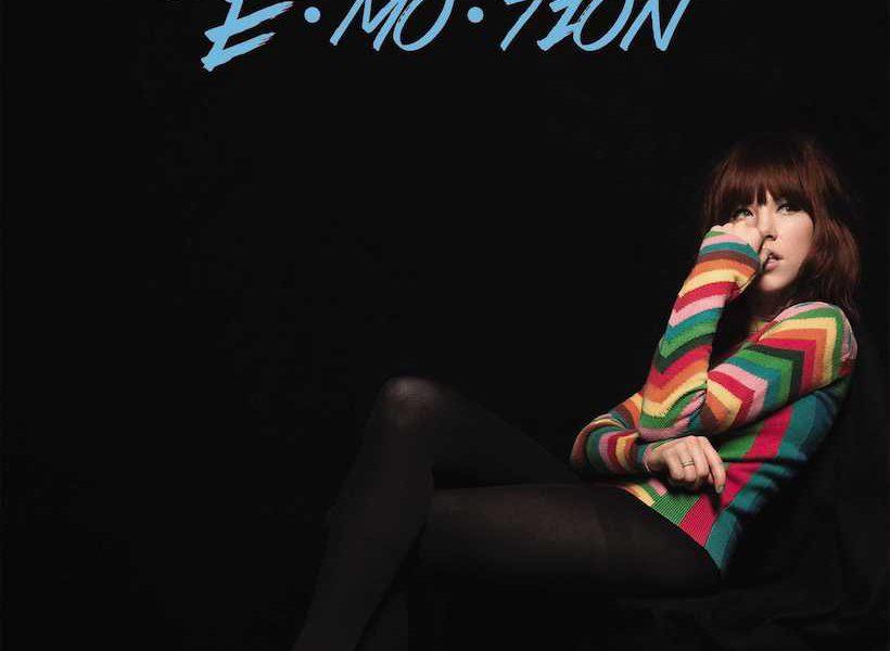 JohnHA Womens Carly Rae Jepsen Emotion Classic Tee Black