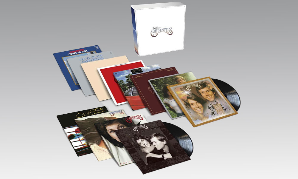 Carpenters Vinyl Collection