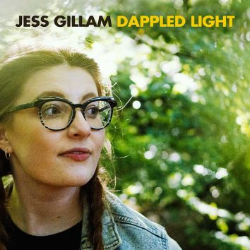 Jess Gillam Dappled Light cover