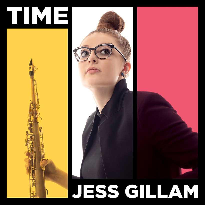 Jess Gillam Time album cover