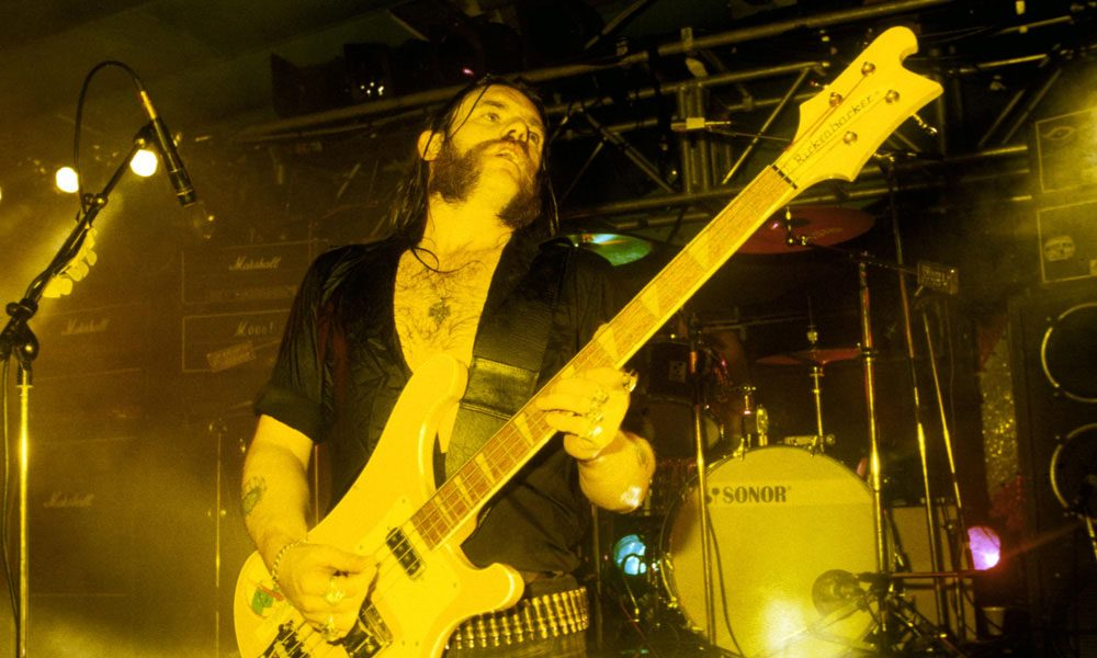 Lemmy credit Pete Cronin