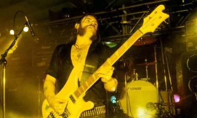 Lemmy credit Pete Cronin