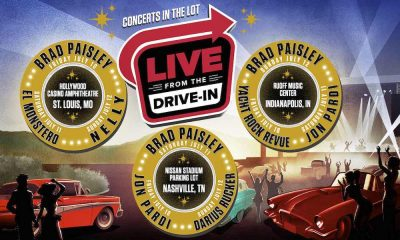 Live At The Drive-In artist poster