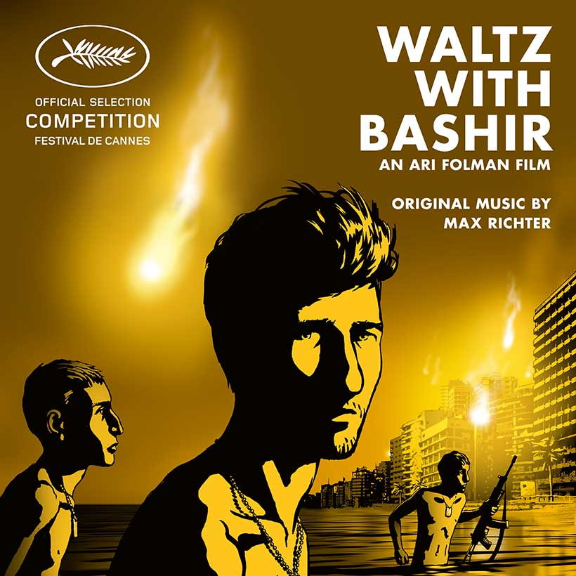 Max Richter Waltz With Bashir cover