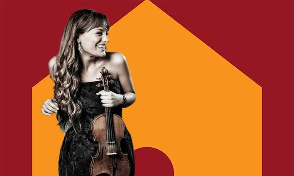Nicola Benedetti Royal Albert Home image