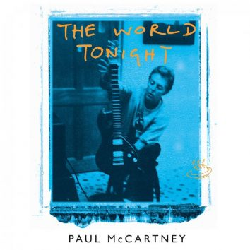 Paul McCartney The World Tonight EP