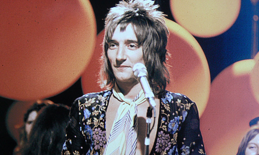 Rod Stewart photo by Ron Howard/Redferns