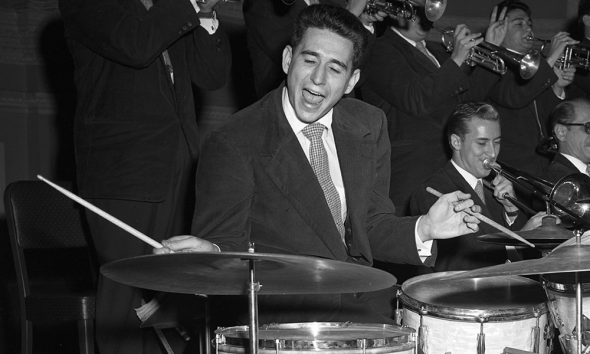 Drummer Shelly Manne
