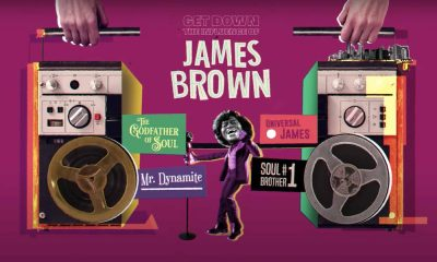 Get Down James Brown series