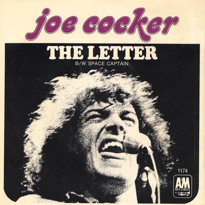 Joe Cocker The Letter