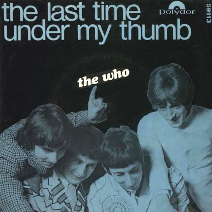 The Who The Last Time