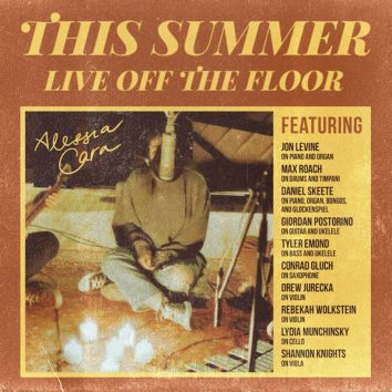 this summer live off the floor alessia cara