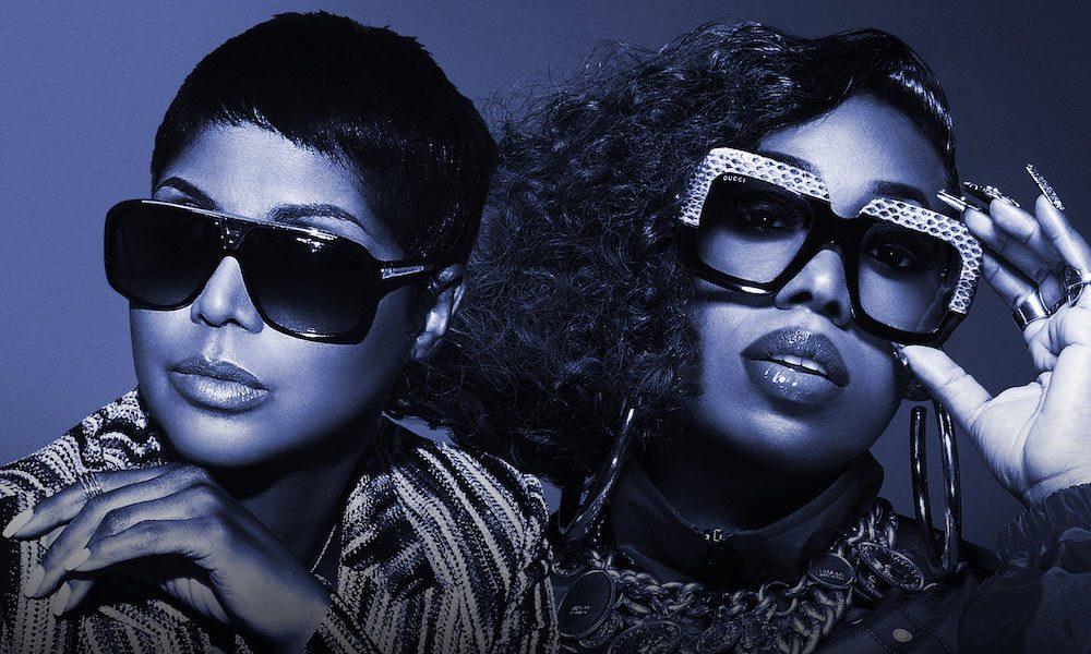 Toni Braxton and Missy Elliott Do It