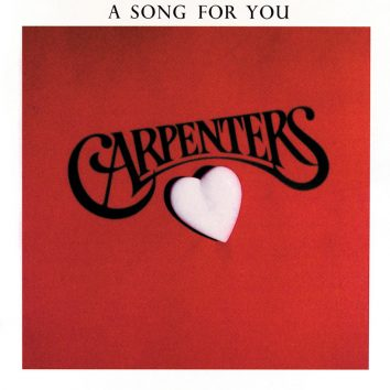 Carpenters A Song For You album