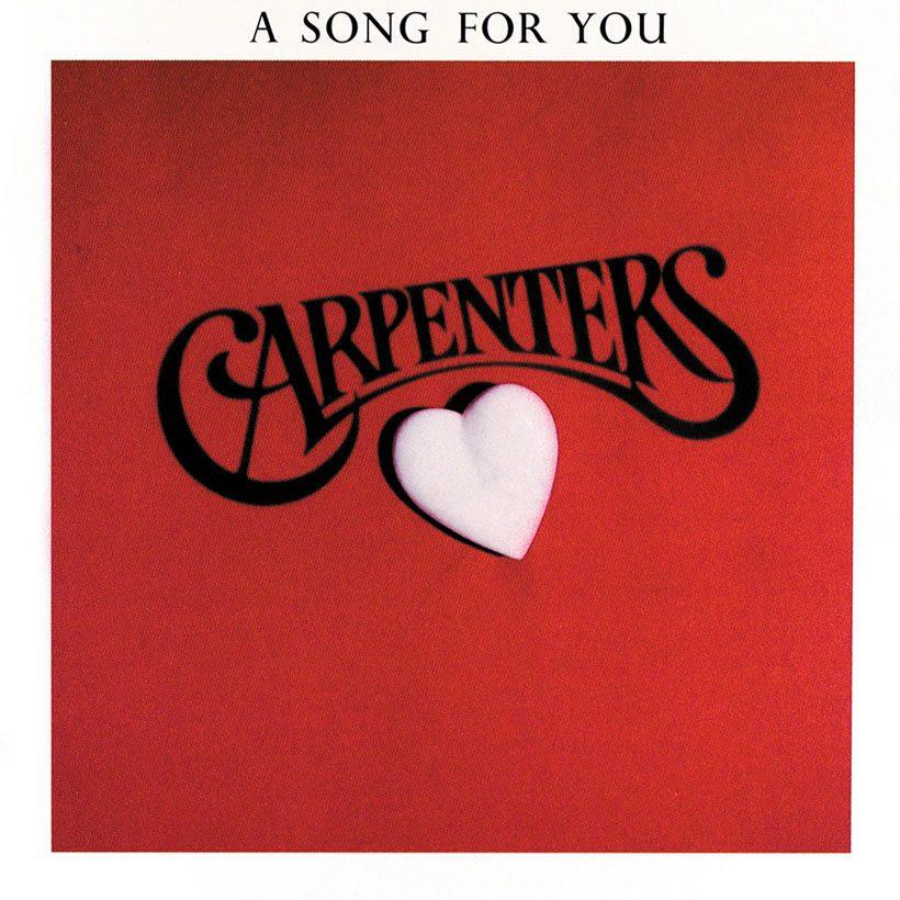 Carpenters A Song For You album