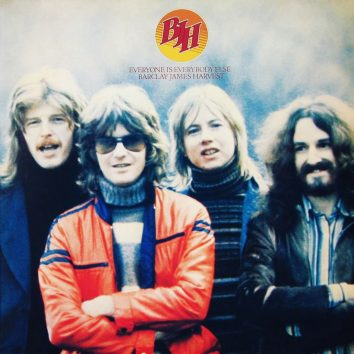 Everyone Is Everybody Else Barclay James Harvest